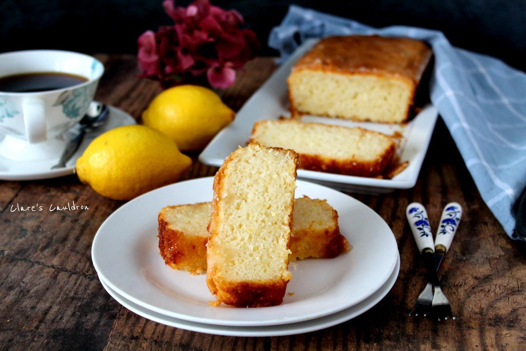 There's Always Room for Lemon Drizzle