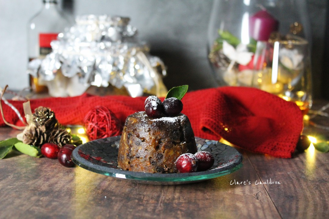 Always Time for Christmas Pudding !!