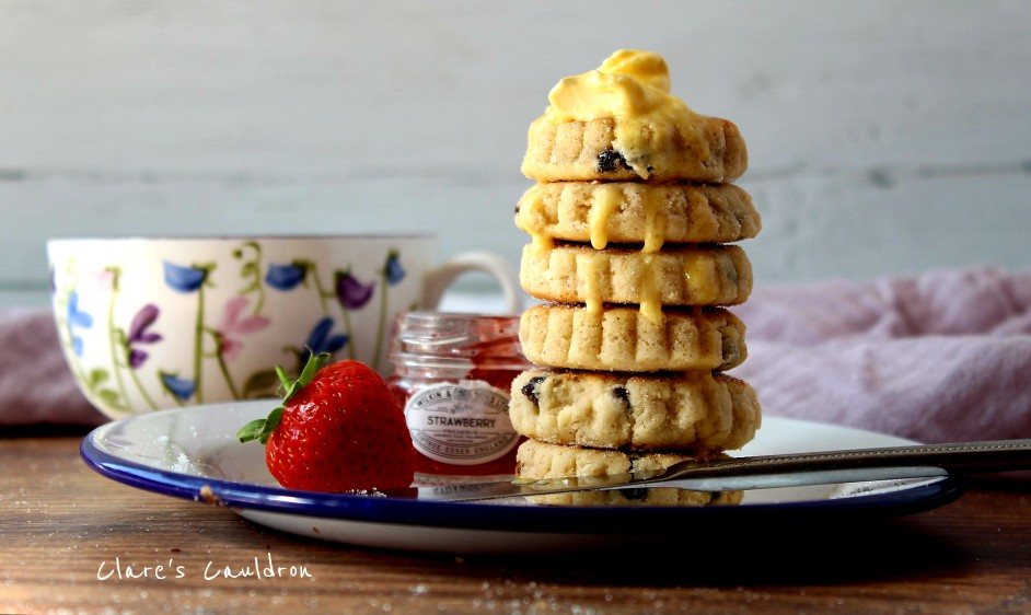 Welsh Cake Tea Treats