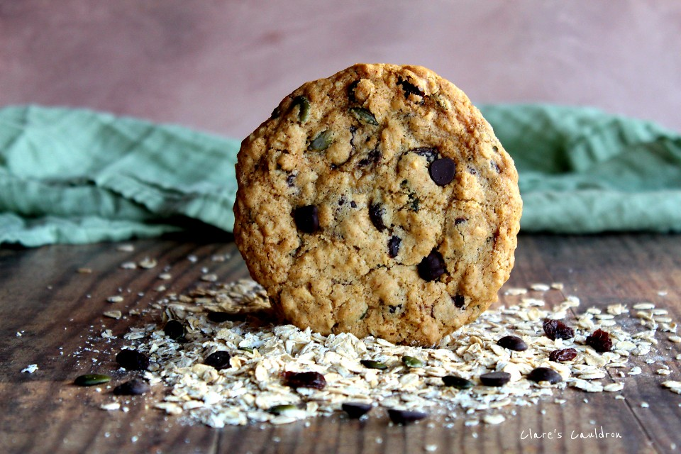 Oatmeal Cookies. The Taste ofAutumn