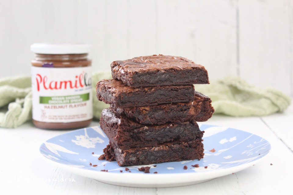 ' NOTella Brownies. Not a Nut Insight!!